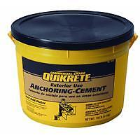 10LB Anchoring Cement by Quikrete 1245-11