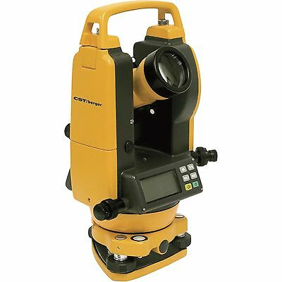 CST/Berger 5 Second Digital Transit Theodolite 56-DGT10