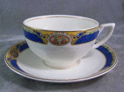 Vintage W H Grindley Chelmsford Teacup & Saucer Lovely