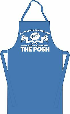 I Could Have Played for Peterborough United BBQ Apron