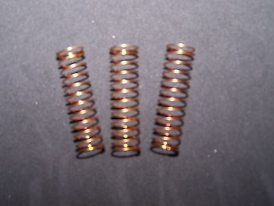 Set Of 3 Valve Springs For Baritone