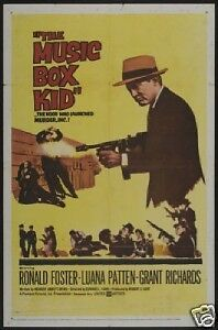 MUSIC BOX KID - 27x41 Original Movie Poster One Sheet