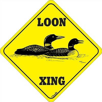 Loon Xing Sign