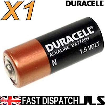 Duracell N  Alkaline Battery  Lr1 Mn9100 E90 Am5 Kn