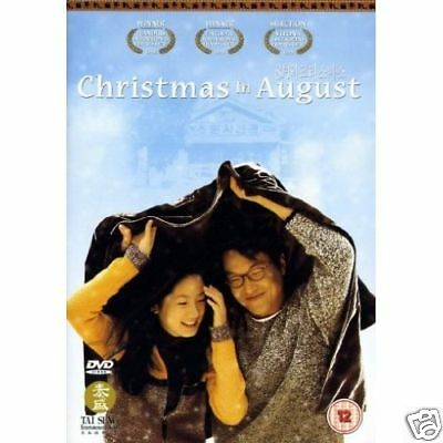Christmas In August (DVD 2007) New/Sealed