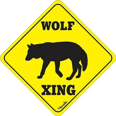 Wolf Xing Sign