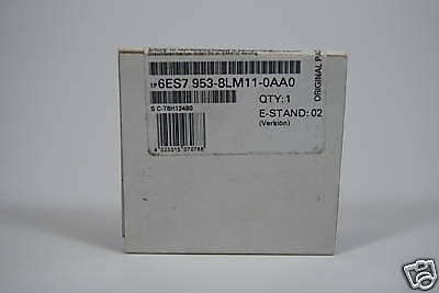SIEMENS 6ES7 953-8LM11-0AA0 -Factory Sealed Surplus-