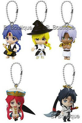 Magi the Labryinth of Magic figure strap x1 ONLY Aladdin Sphintos Titos