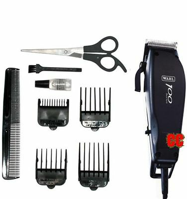 Hair clippers trimmers WAHL HOMEPRO grade 1 - 4 cutter Grooming Accessory Set
