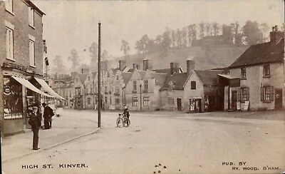 Kinver near Stourbridge & Cookley. High Street.