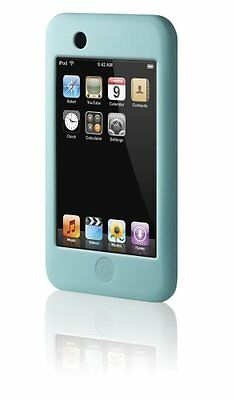 2pcs_Belkin Silicone Sleeve Case for iPod Touch 1G 2G 1st 2nd gen BLUE