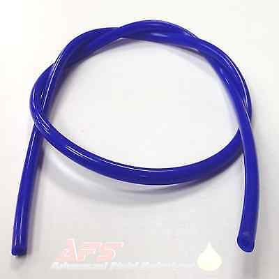 4mm I.D x 3M Blue Silicone Vacuum Hose Tubing Silicon Vac Pipe UK Made Air Tube