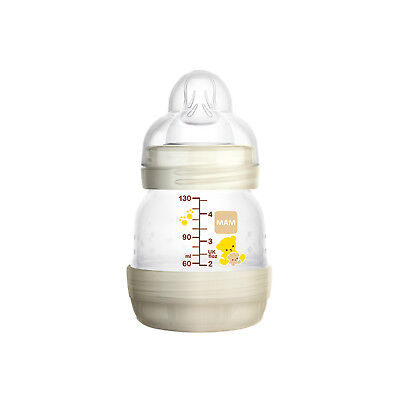 MAM EASY START SELF STERILISING ANTI - COLIC 130 ML BOTTLES - Green