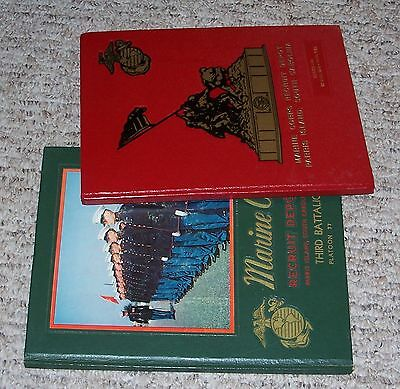 Marine Corps Recruit Depot Parris Island South Carolina SC Yearbook