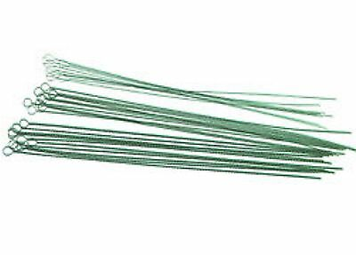 5x  Beading Wire Needles Threaders Stringing Beads & Pearls - Extra Fine (0.1mm)