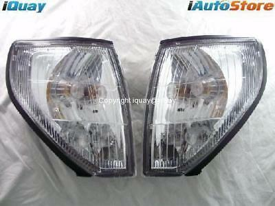 Toyota Prado 99- Crystal Clear Corner Indicator Lights
