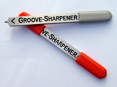 Golf GROOVE SHARPENER - use on all major wedge brands - over 20,000 already sold