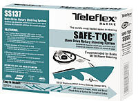Teleflex SS137 Safe-T Quick Connect Steering System 15'