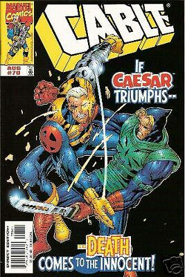 Cable #70  (Marvel)