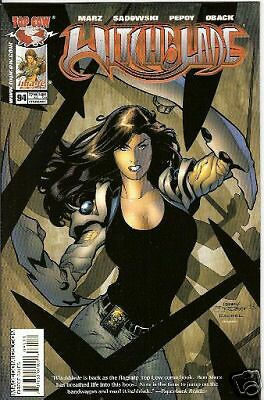 Witchblade #94  (Image)