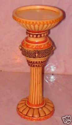 NIB Harmony Kingdom Jardinia Candle Holder Aurora NEW
