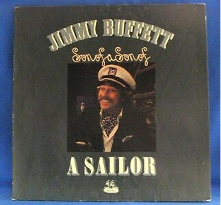 Jimmy Buffett, Son Of A Son Of A Sailor - Lp Record