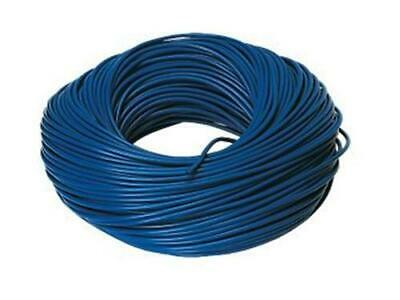 100 Metres 4mm Blue Earth Sleeving