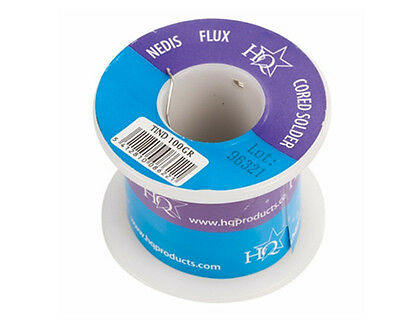 Cored Flux Solder 0.7mm 60/40  Tin Lead Alloy 100g Roll Genuine Solder