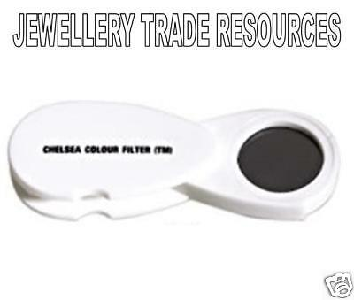 Jewellers Chelsea Filter For Gem Testing Jewellery