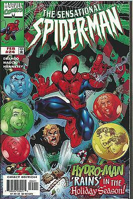 Sensational Spiderman #24 (Marvel)