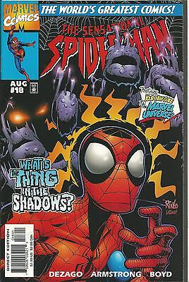 Sensational Spiderman #18 (Marvel)