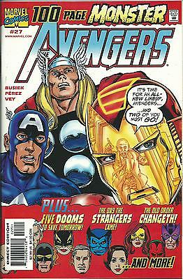 Avengers #27   (Marvel) (3Rd Series) 100 Pages