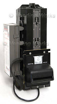 Coinco MAG30B  MAG50B Dollar Bill Acceptor Validator, upgrade BA30B, New Belts!!