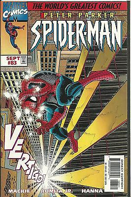 Spiderman #83 (Marvel)  1990 Series