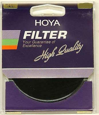 Genuine Hoya 52mm R720 R72 Infra Red Infrared Special  Effects Filter In UK New