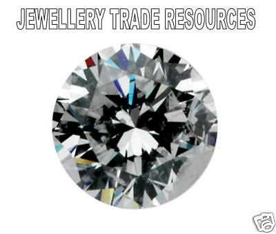 1.3mm ROUND P2 CLARITY H COLOUR GENUINE NATURAL DIAMOND
