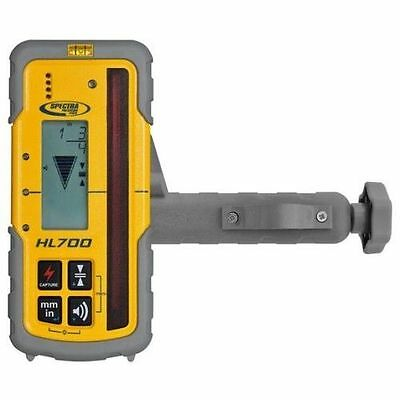 Spectra HL700 Digital Readout Laser Receiver Detector, Trimble, Topcon