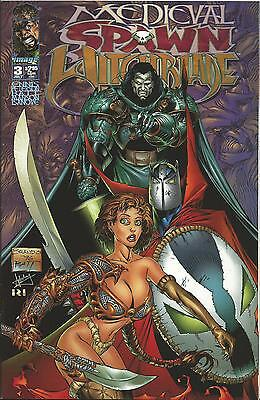 Medieval Spawn/ Witchblade #3 (Of 3) (Image)