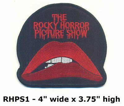 Rocky Horror Picture Show Patch - Rhps1