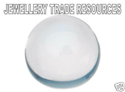 Natural Moonstone 4mm Round Cabochon Gem Gemstone