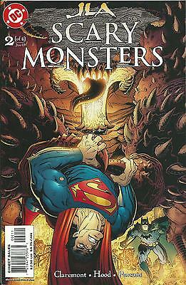 Jla: Scary Monsters #2 (Of 6) (Dc)