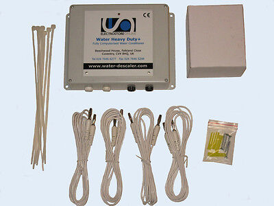Commercial Electronic Water Conditioner Descaler  Duty+