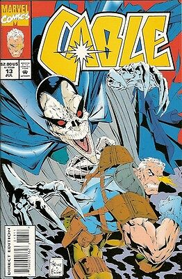 Cable #13  (Marvel) 1993