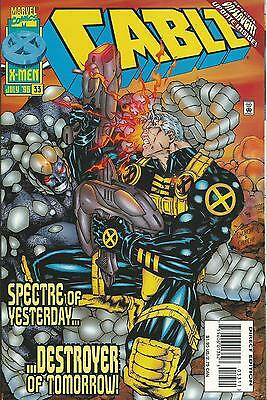Cable #33  (Marvel) 1993