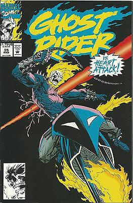 Ghost Rider #35 (2Nd Series)  (Marvel)  1990