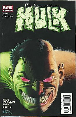 Incredible Hulk #56 (2Nd Series 1999) (Marvel)