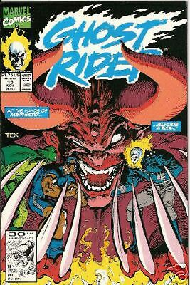 Ghost Rider #19 (2Nd Series)  (Marvel)  1990