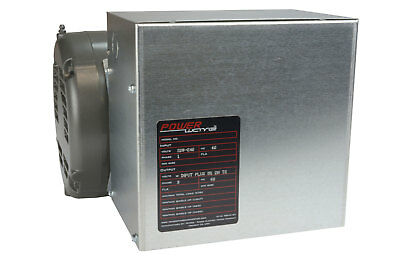 7.5HP 3 Phase Converter Rotary, 1 To 3 Phase CNC Built