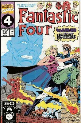 Fantastic Four #356 (Marvel)