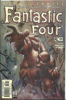 FANTASTIC FOUR #56 (MARVEL) (3rd SERIES)